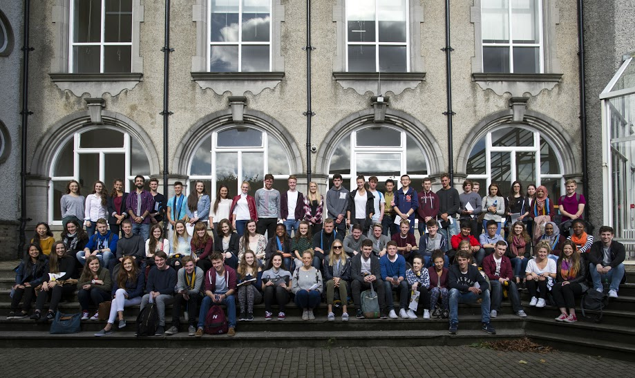 Etudiants UCD